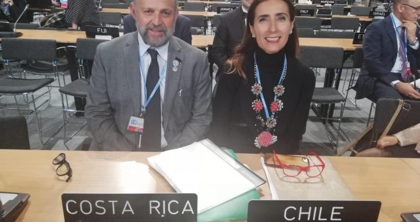 Costa rica y chile organizar n cumbre del clima en 2019 for Accesorios para piscinas costa rica